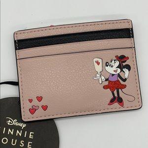 Kate Spade X Disney Minnie Slim Card Holde…